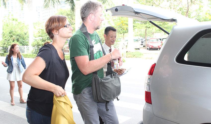 Da Nang Airport to Hoi An