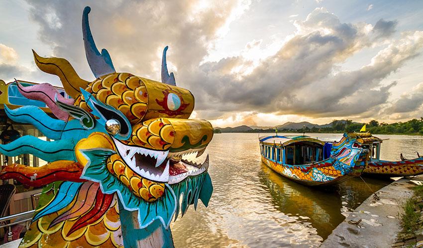 Explore Da Nang, Hue and Hoi An Private Tour (Danang 3 days 2 nights itinerary)