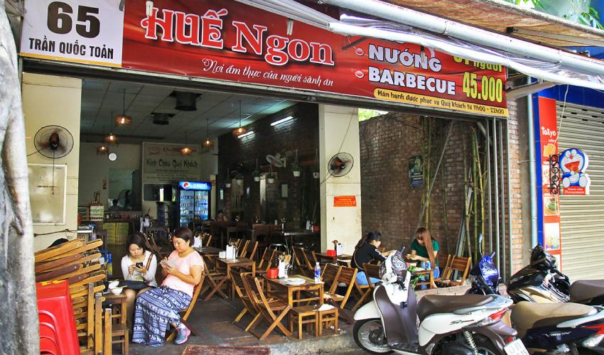 BBQ Hue ngon - Places to eat in Da Nang