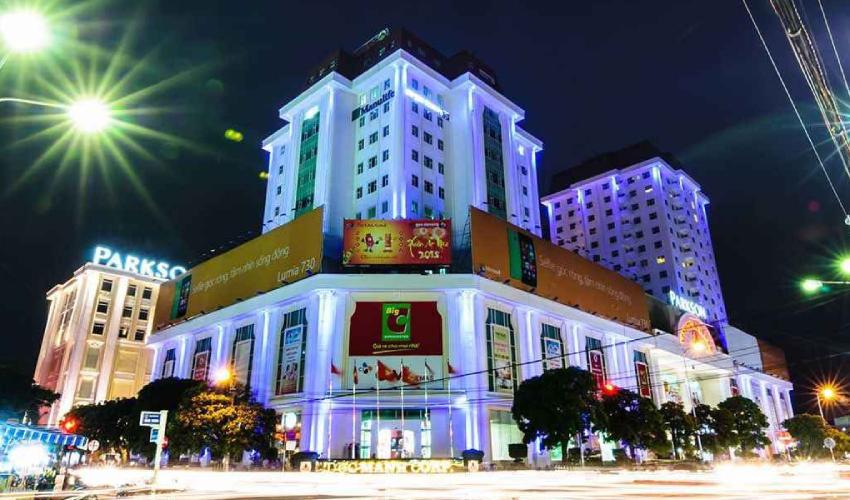 Big C Supermarket - shopping in Da Nang