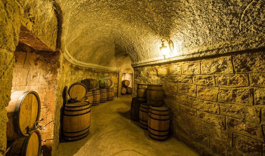 Wine Cellar - things to do at ba na hills