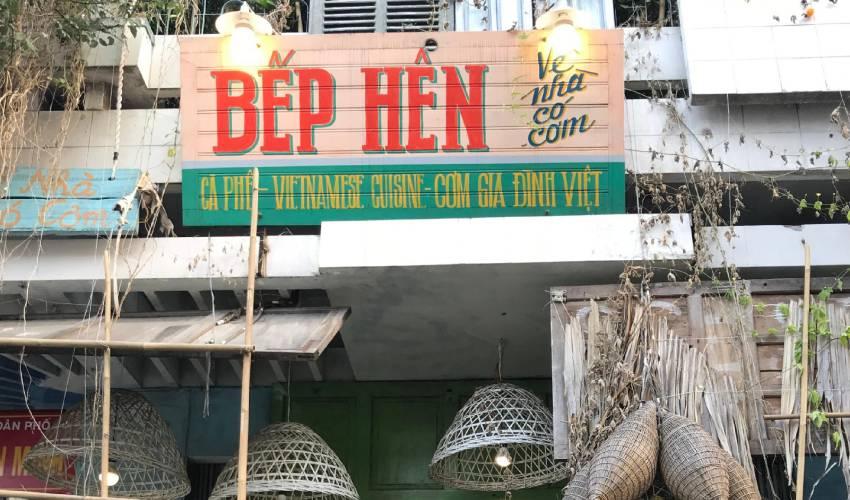 bep hen - Places to eat in Da Nang