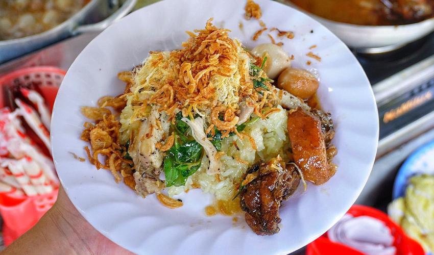 xoi ga - Places to eat in Da Nang