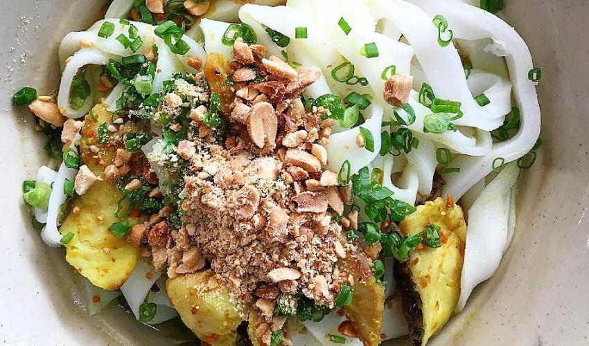 mi quang ca loc - Places to eat in Da Nang