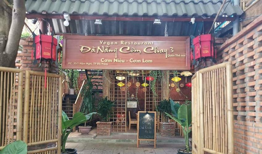 ve gan restaurant - Places to eat in Da Nang