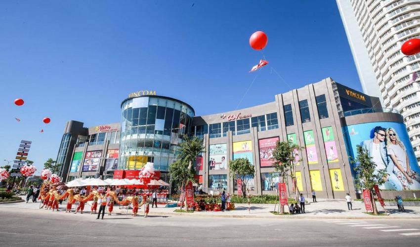 vincom plaza in Da Nang