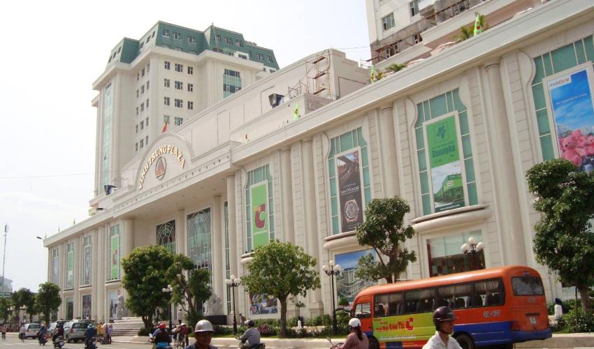 vinh trung plaza - shopping in Da Nang