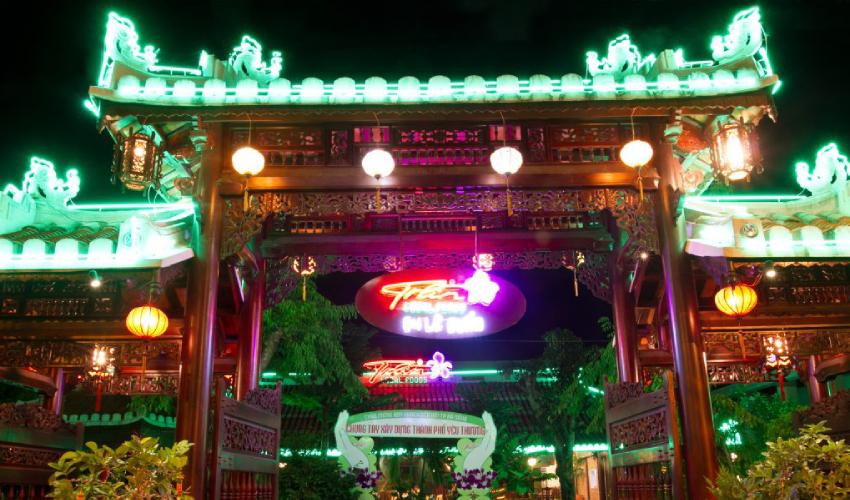 Tran Restaurant - eat in Da Nang