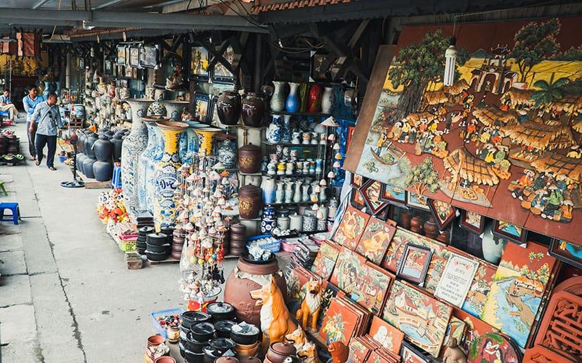 What to buy in Hanoi Vietnam