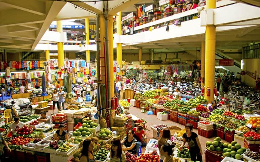 Cho-Hom-Market