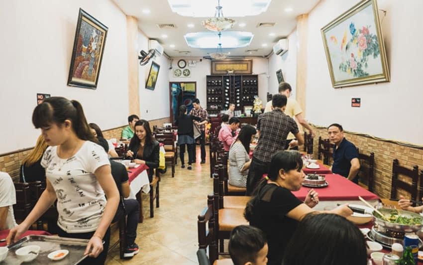 cha-ca-thang-long - Where to eat in Hanoi Vietnam
