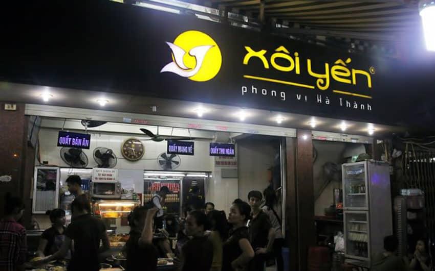 xoi-yen-ha-noi - Where to eat in Hanoi Vietnam