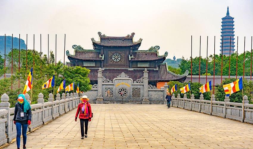 Baidinh Pagoda