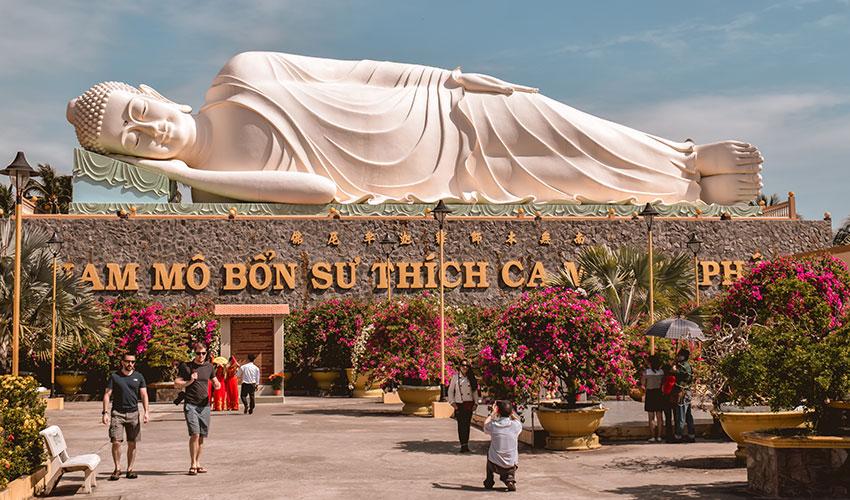Vinh Tranh Pagoda Can Tho