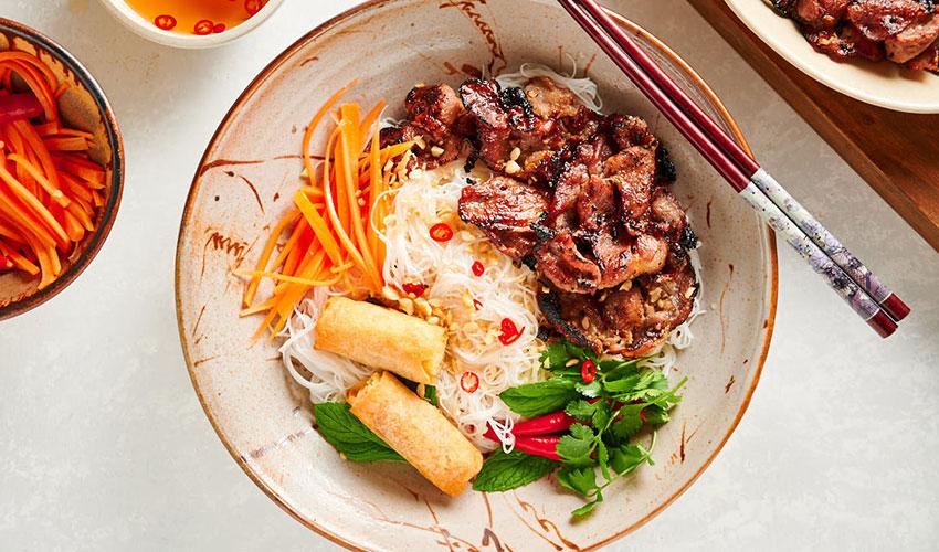 Grilled-Pork-Noodle