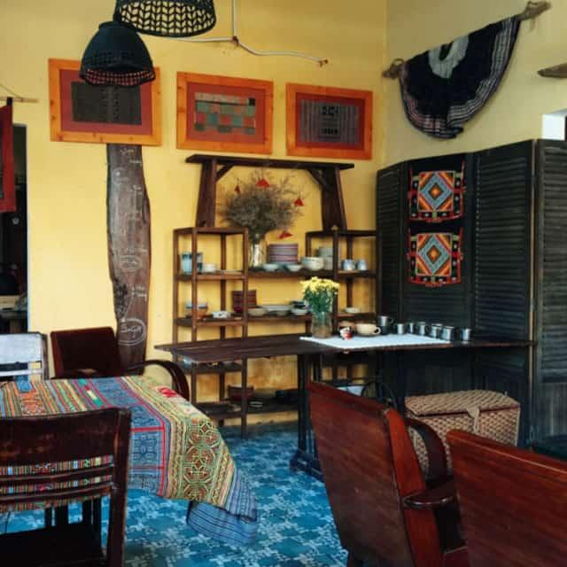 Hoi An cafe shop