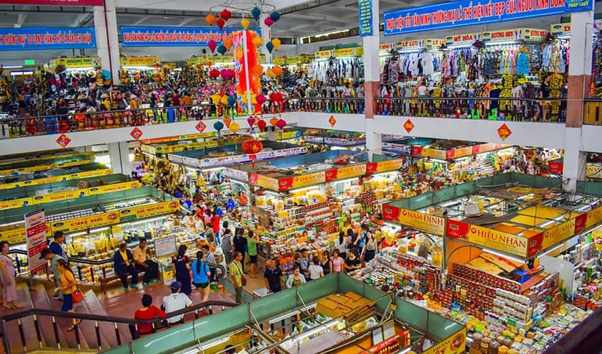Han-Market - what to see in da nang