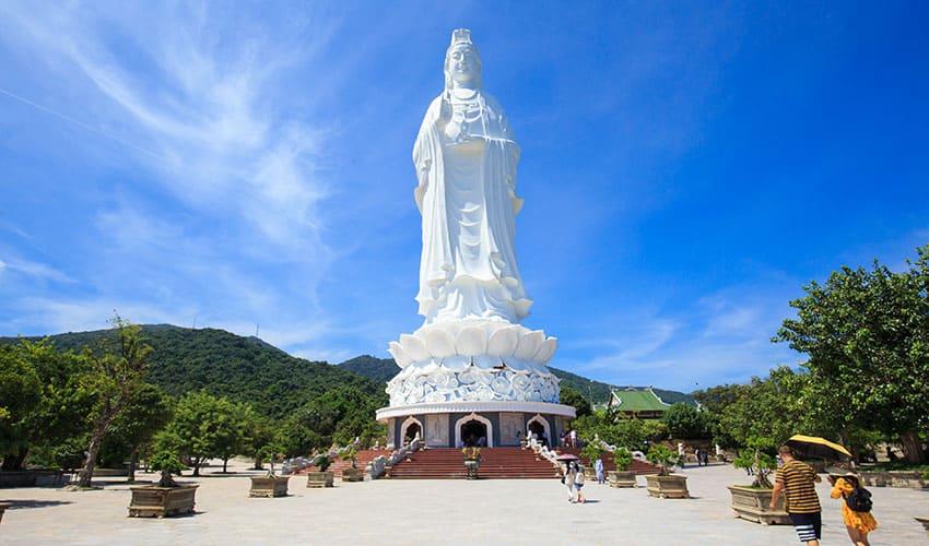 linh ung-pagoda