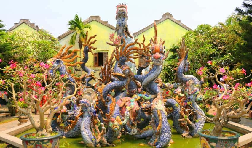 Hoi Quan Quang Trieu Temple