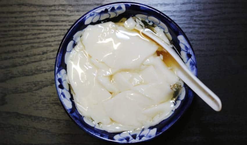 dau hu - hoi an street food