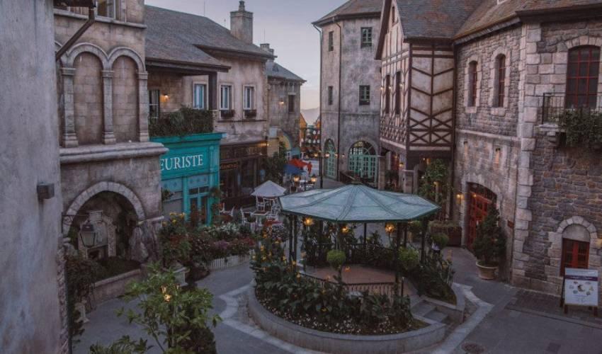 French Village Ba Na Hills