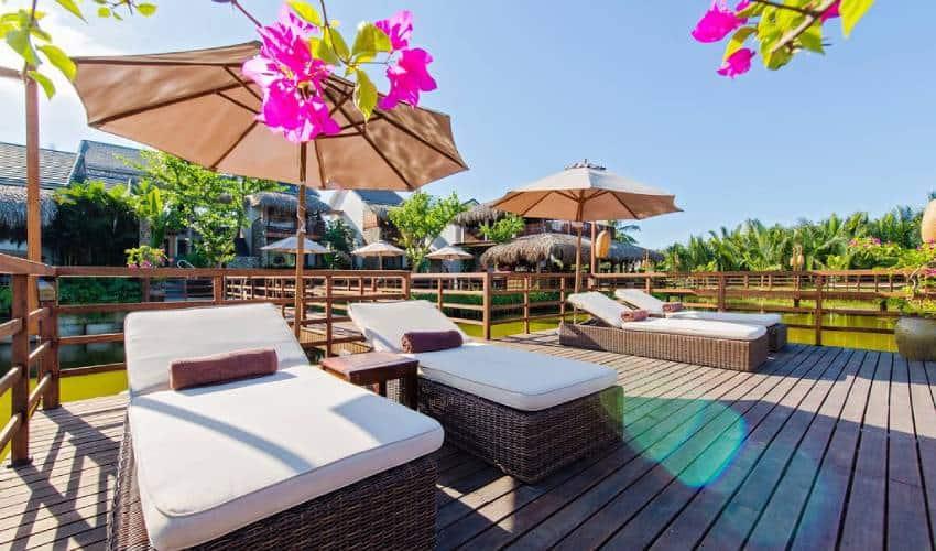 view Hoi An Eco Lodge & Spa