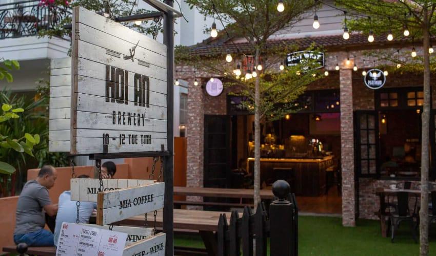 Hoi an Brewery - best bars in hoi an