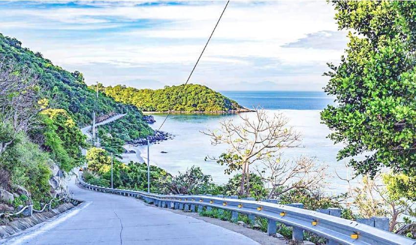 cham island road