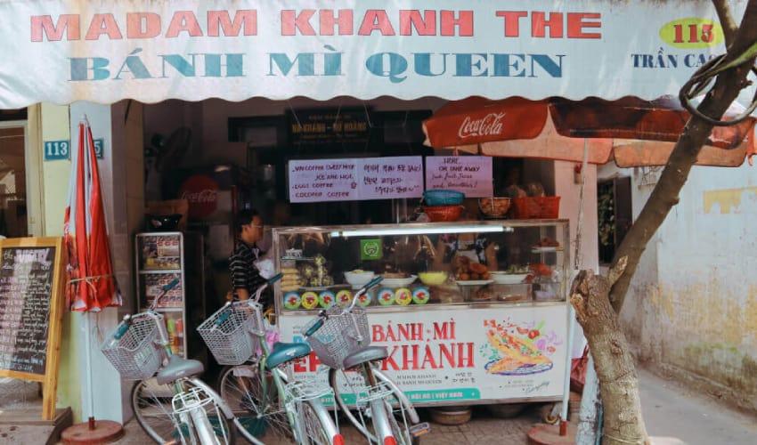 madam khanh- Best Banh Mi Hoi An