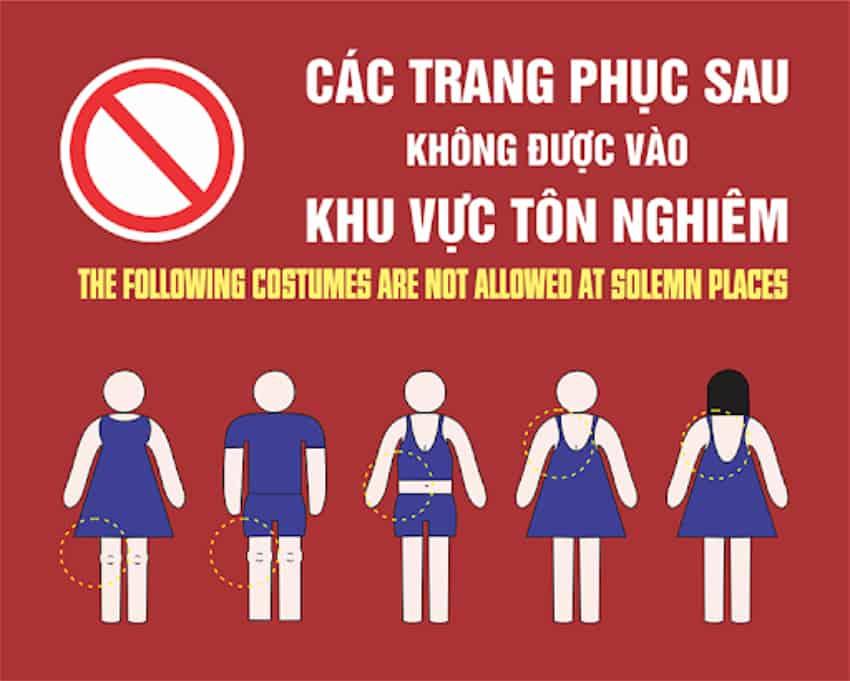 My Son Vietnam Dress Code