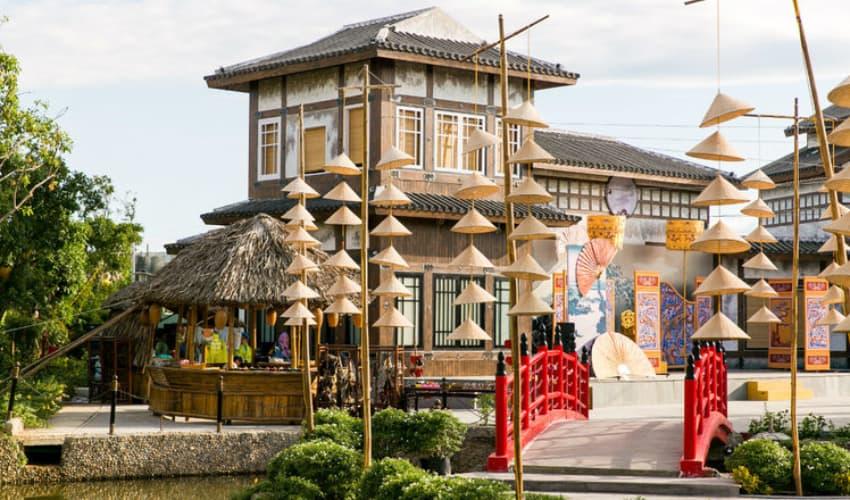 about hoi an impression theme park