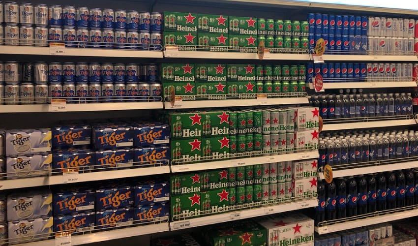 hang nga supermarket hoi an