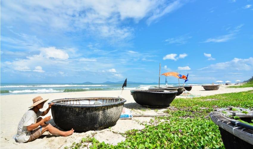 the best times - Hidden Beach Hoi An