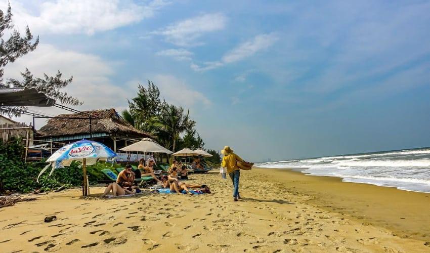 the best times to visit Hidden Beach Hoi An