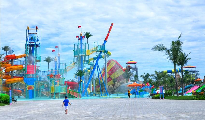 water park hoian
