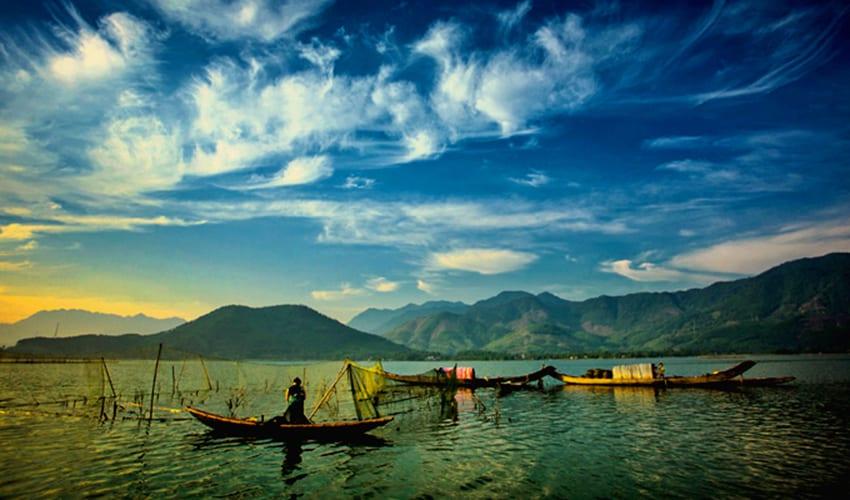 Sunrise Tam Giang Lagoon Private Tour