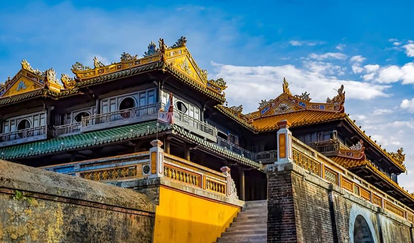 Phoenix Tower - Imperial Citadel Hue