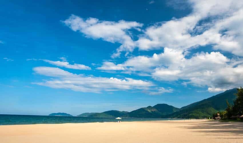 Canh Duong Beach - hue vietnam beach