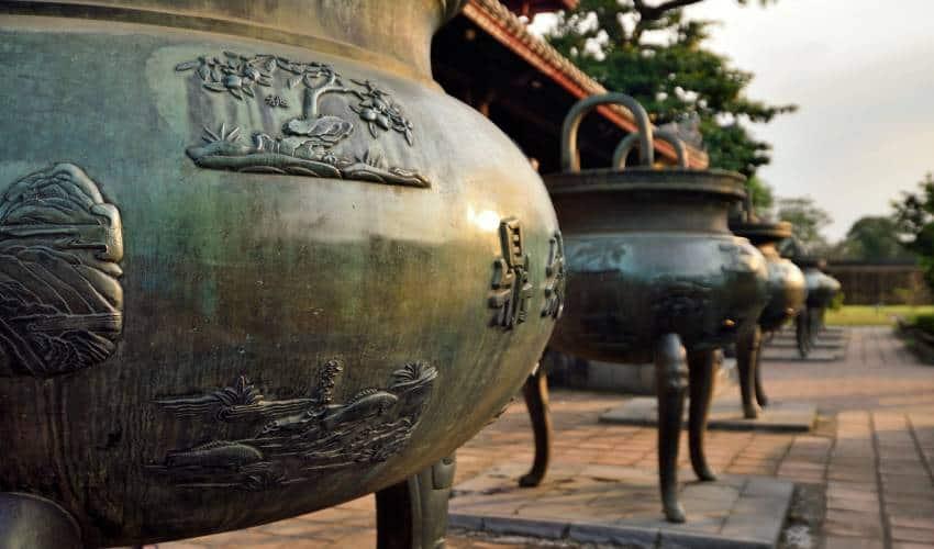 cuu dinh - Imperial Citadel Hue
