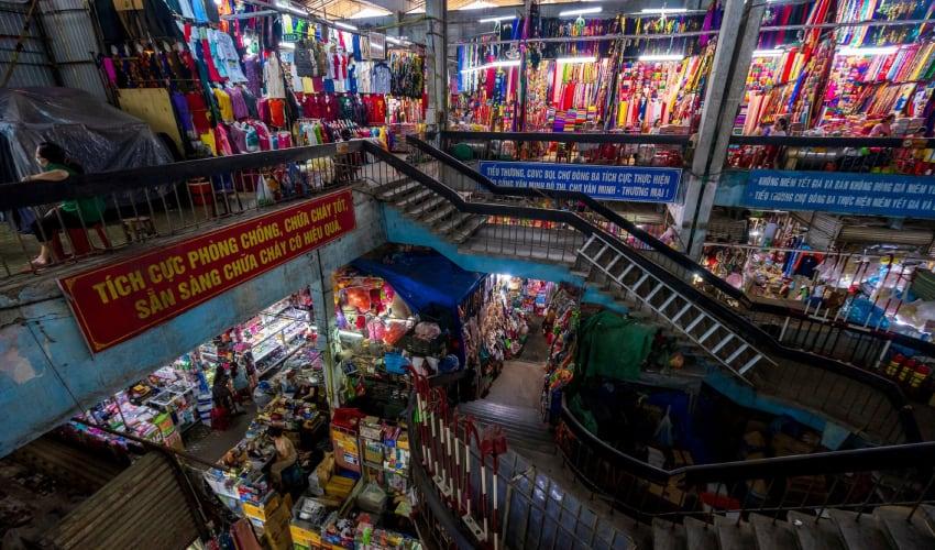 dong ba market hue