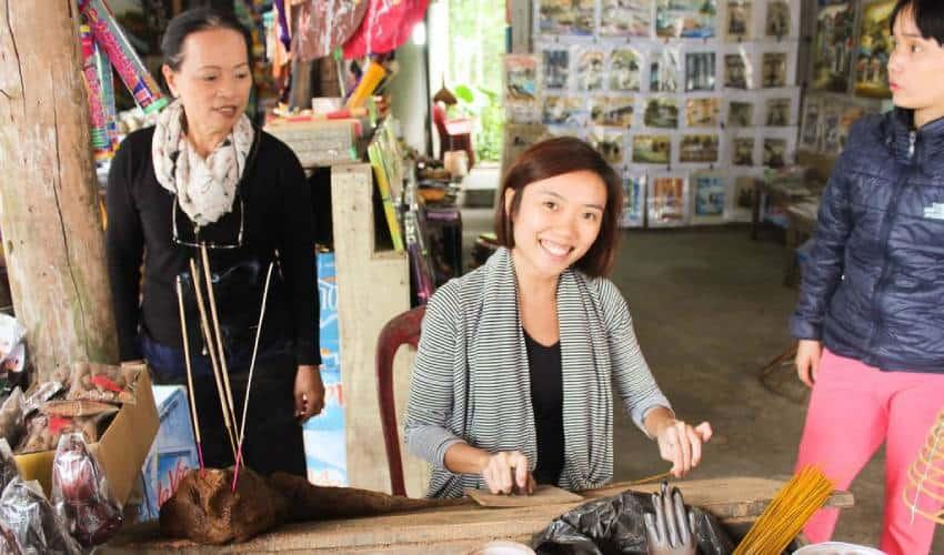 thingstodo in thuy xuan village
