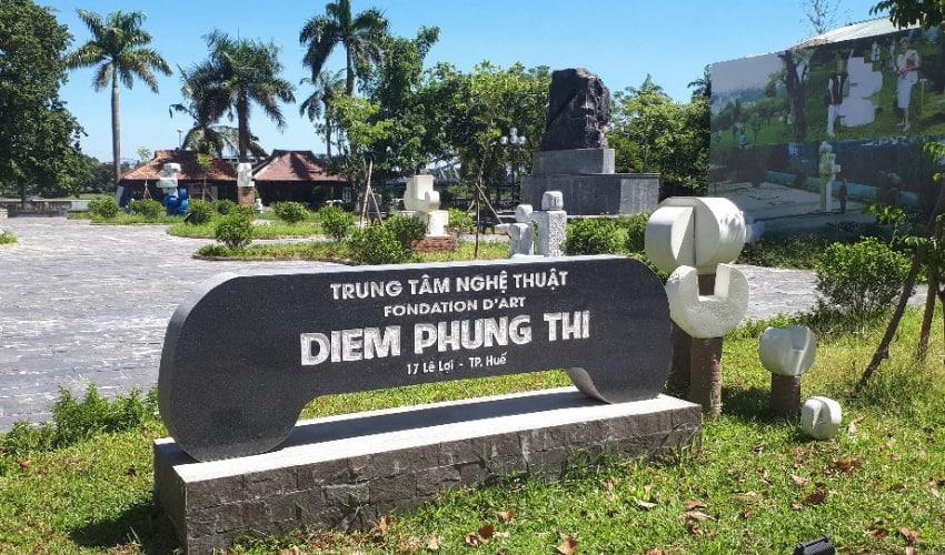 Diem Phung Thi Sculpture Garden
