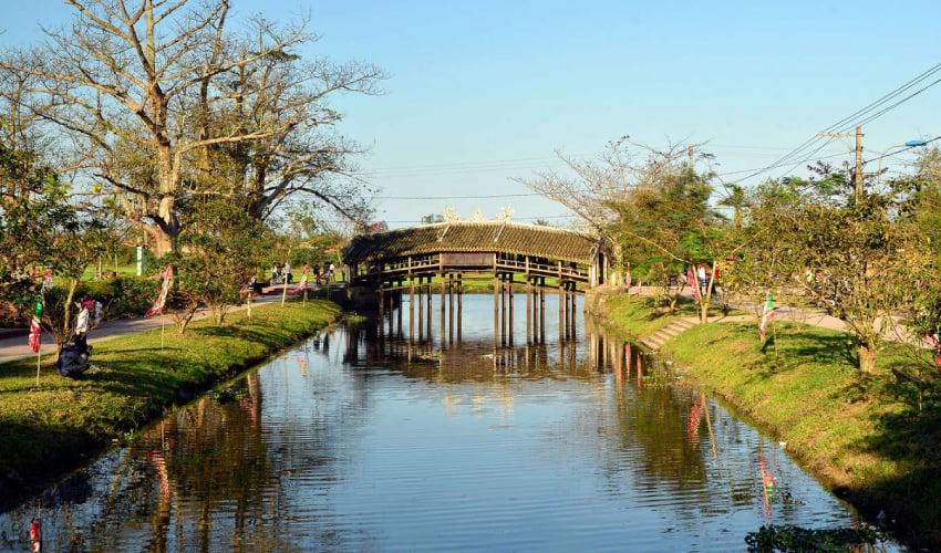 Thanh Toan Bridge Hue