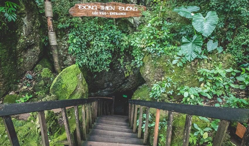 paradise cave entrance fee