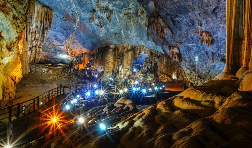 Paradise Cave Tour (Half Day)