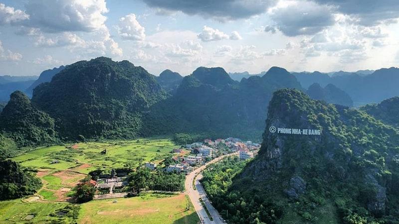 Phong Nha to Dong Hoi by car
