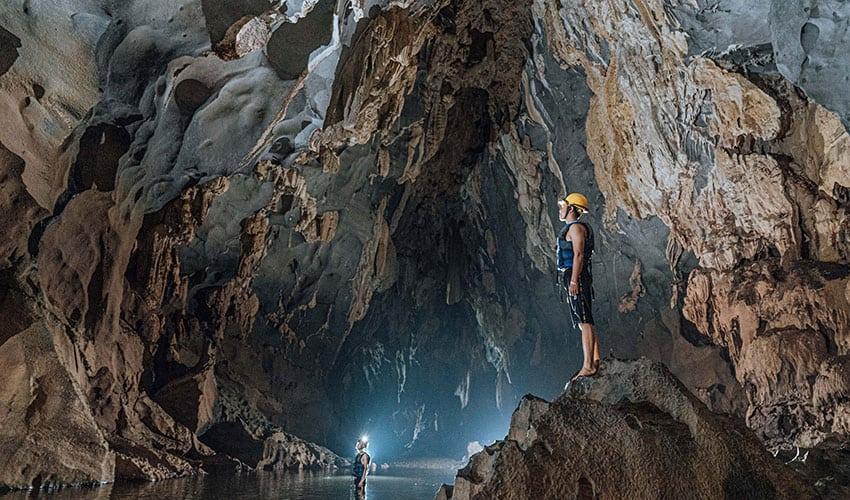 Phong Nha Cave and Dark Cave Group Tour